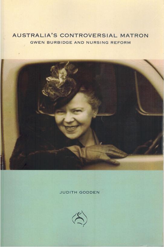 Gwen Burbidge Front Cover